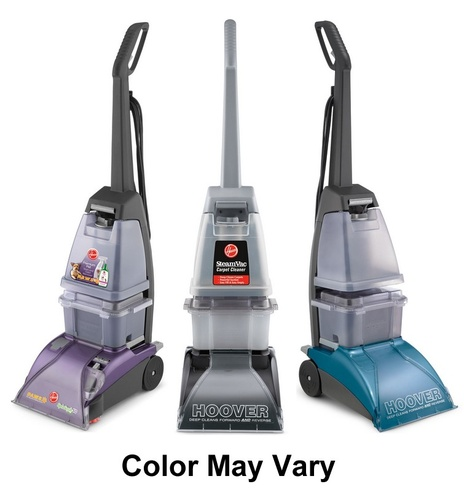 The Hoover® SteamVac® Carpet Cleaner Features High Velocity Suction That  Removes Dirty Water And Detergent, Leaving Carpet Revitalized.